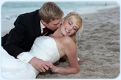 get married in the beach of miami